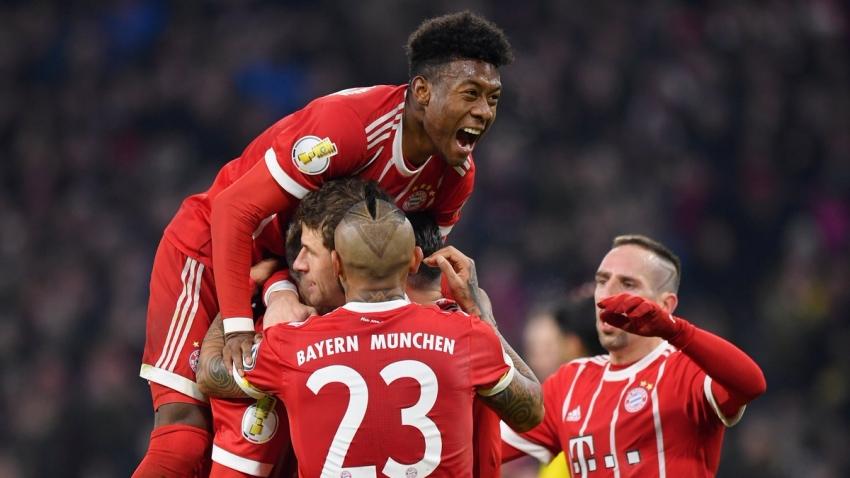 Bayern có phong độ cực cao.