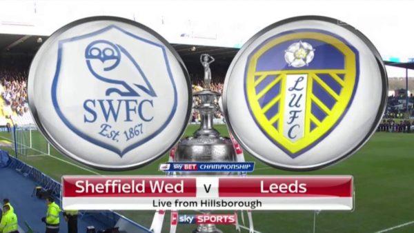 Sheffield Wed vs Leeds Utd, 01h45 ngày 29/9: Giải Hạng nhất Anh