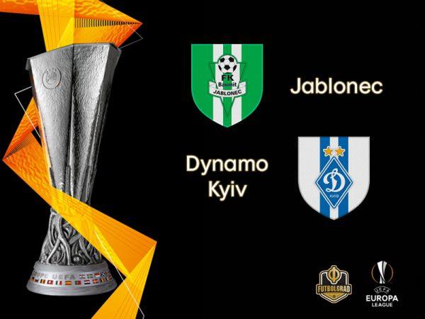 Jablonec vs Dynamo Kiev (02h00 ngày 05/10: Cúp Europa League)