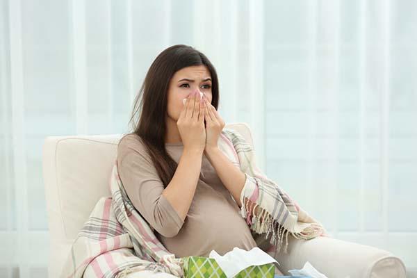 Chia sẻ cách chữa cảm cúm cho bà bầu hiệu quả nhất