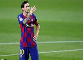 """Messi sắp """"nối duyên"""" Barca với mức lương sốc"""