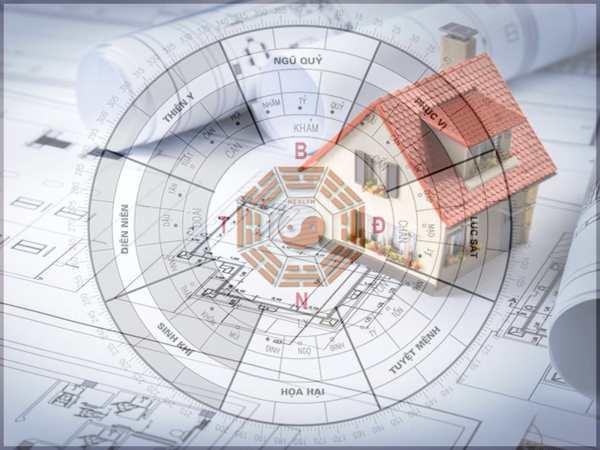 Yếu tố phong thủy cần chú ý khi xây nhà