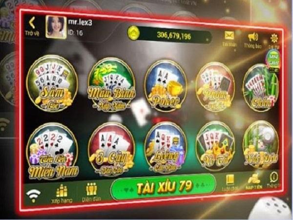 Game bài tài xỉu 79 đổi thưởng có gì đặc biệt?