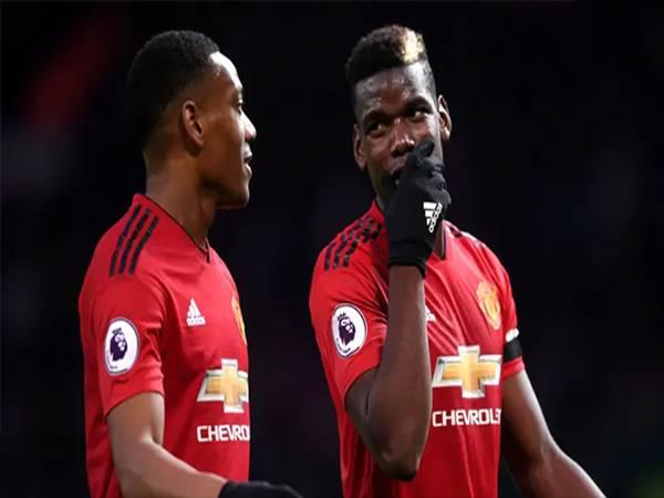 MU sẽ bán cả Pogba và Martial