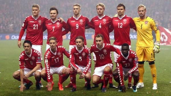 Đan Mạch chốt danh sách tham dự vòng chung kết EURO 2020