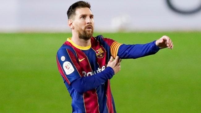 Messi bỏ lỡ trận đấu cuối cùng của Barcelona trong mùa La Liga