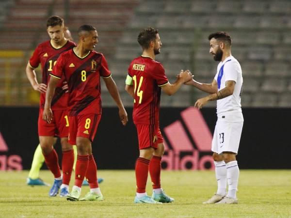 Tin bóng đá chiều 4/6: Hazard em 'nổ súng', Bỉ vẫn bị cầm chân