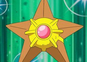 Pokémon GO Shiny Staryu trục trặc khiến viên ngọc của nó thay đổi màu sắc