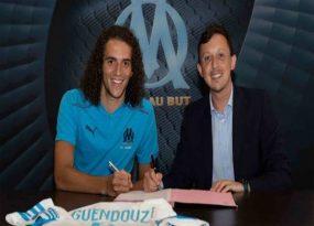 Chuyển nhượng 7/7: CLB Marseille công bố tân binh Guendouzi