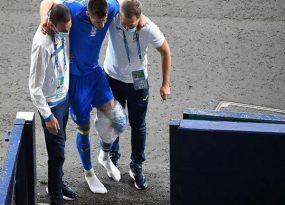Tin thể thao tối 1/7: Tiền đạo Ukraine chia tay EURO