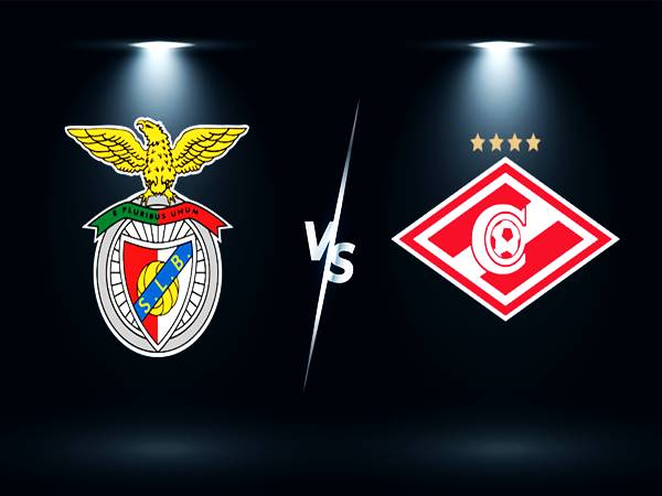Nhận định Benfica vs Spartak Moscow, 02h00 ngày 11/8 Cup C1
