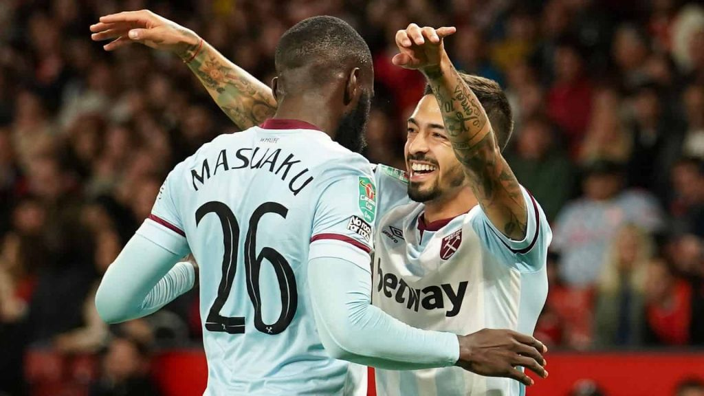 Kqbd Man Utd vs West Ham: Manuel Lanzini đánh bật United