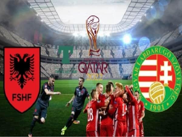 Soi kèo Hungary vs Albania 10/10